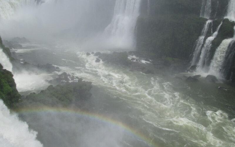 大迫力!イグアスの滝@ブラジル&アルゼンチン