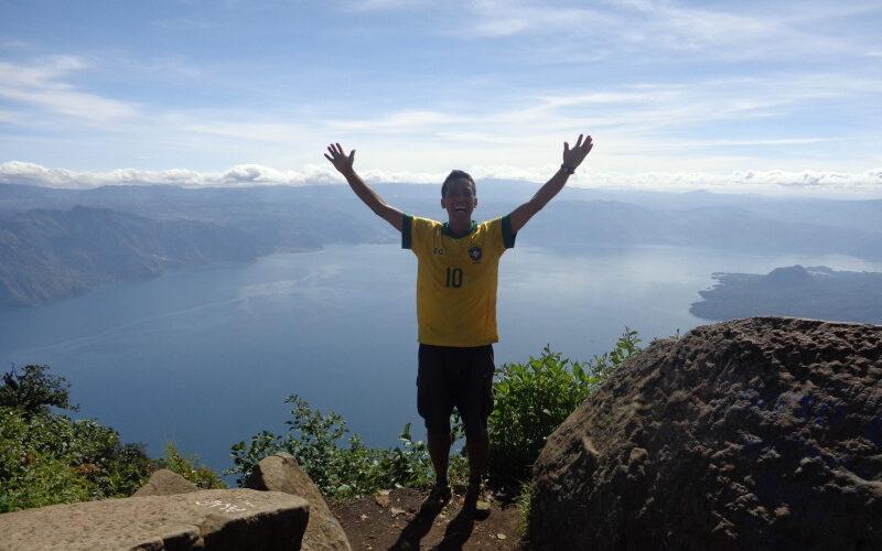 世界一美しい!?アティトラン湖!!②
